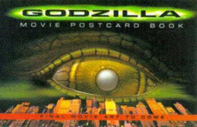 Godzilla Movie Postcard Book
