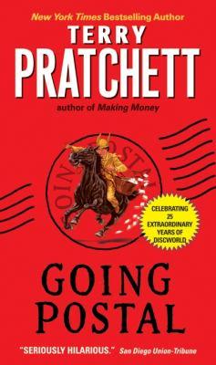 Going Postal - Pratchett, Terry