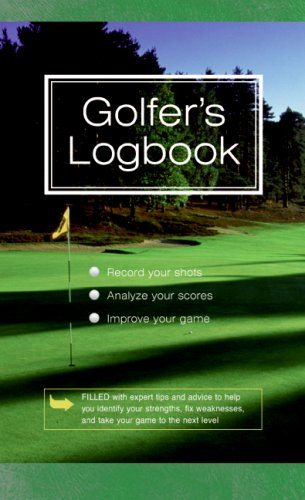 Golfer's Logbook