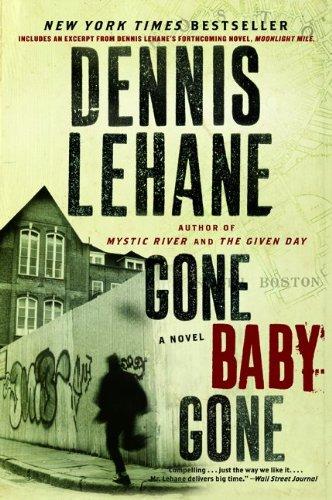 Gone, Baby, Gone 9780061336218