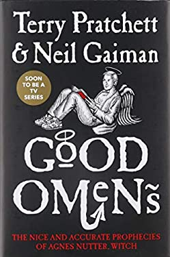 Good Omens: The Nice and Accurate Prophecies of Agnes Nutter, Witch 9780060853969