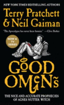 Good Omens: The Nice and Accurate Prophecies of Agnes Nutter, Witch 9780060853983