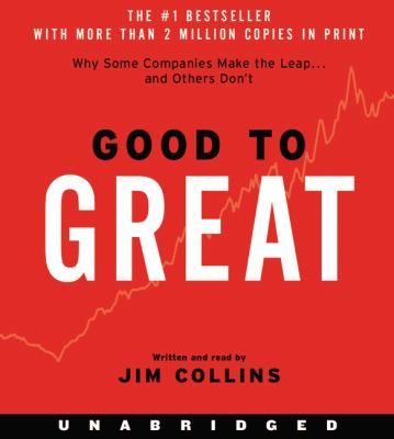 Good to Great: Good to Great