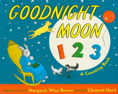 Goodnight Moon 1 2 3: A Counting Book