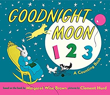 Goodnight Moon 123 Padded Board Book: A Counting Book 9780062244055