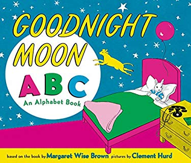 Goodnight Moon ABC Padded Board Book: An Alphabet Book 9780062244048
