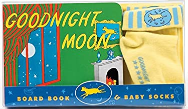 Goodnight Moon Board Book & Baby Socks [With Baby Socks]