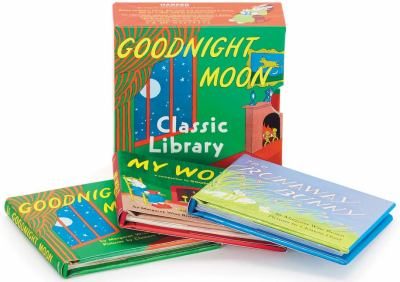 Goodnight Moon Classic Library 9780061998232