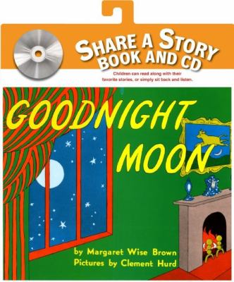 Goodnight Moon [With CD (Audio)] 9780061142703
