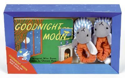 Goodnight Moon [With Slippers] 9780061239021