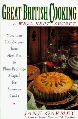 Great British Cooking: Wellkept Secret, a 9780060974596