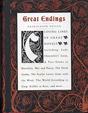 Great Endings: Closing Lines of Great Novels