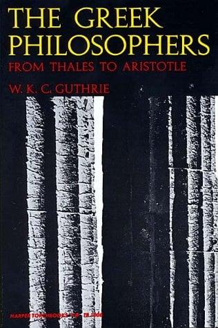 Greek Philosophers 9780061310089