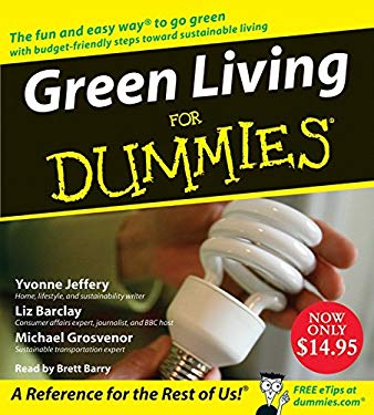 Green Living for Dummies 9780061672835