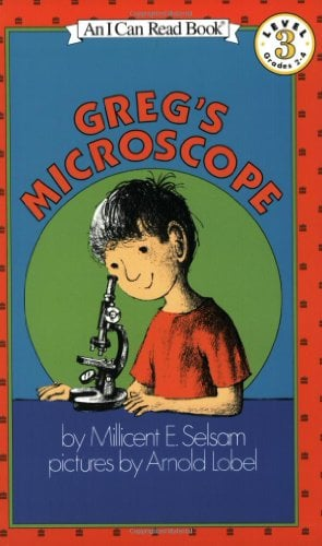 Greg's Microscope 9780064441445