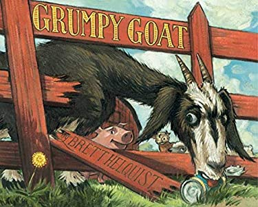 Grumpy Goat 9780061139536