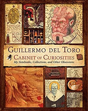 Guillermo del Toro's Cabinet of Curiosities 9780062082848