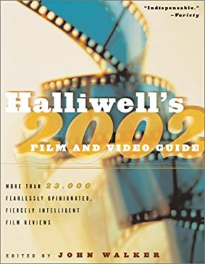 Halliwell's Film and Video Guide 2002