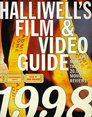 Halliwell's Film and Video Guide: Includes More Than 20,000 Movie Reviews