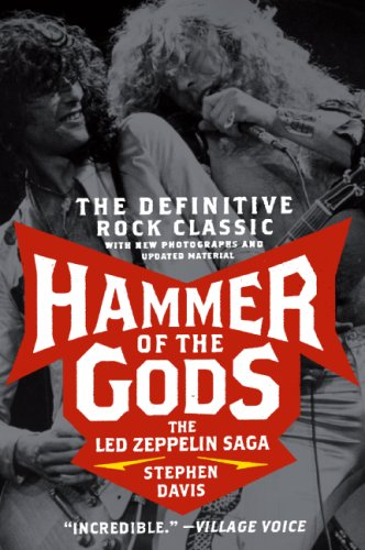 Hammer of the Gods: The Led Zeppelin Saga 9780061473081