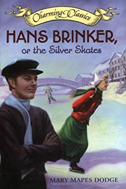 Hans Brinker, or the Silver Skates Book and Charm