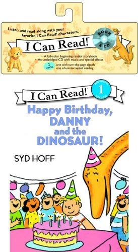 Happy Birthday, Danny and the Dinosaur! [With CD (Audio)]