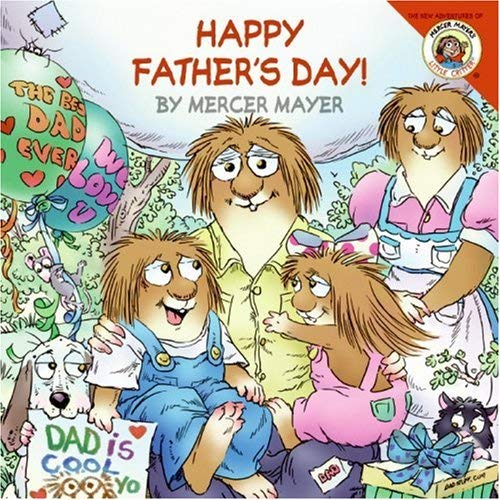 Little Critter: Happy Father's Day!