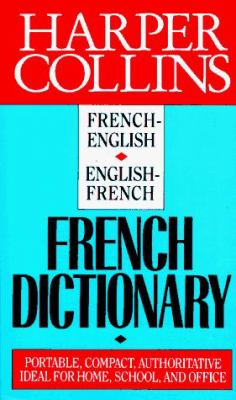 Harper Collins French Dictionary (R)