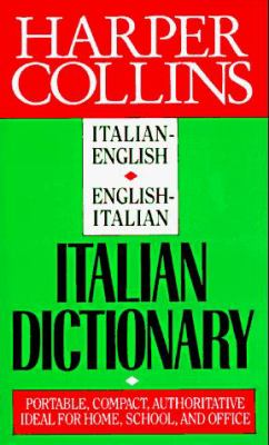 Harper Collins Italian Dictionary (R)