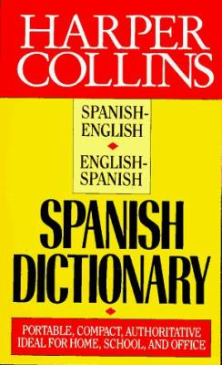 Harper Collins Spanish Dictionary (R)