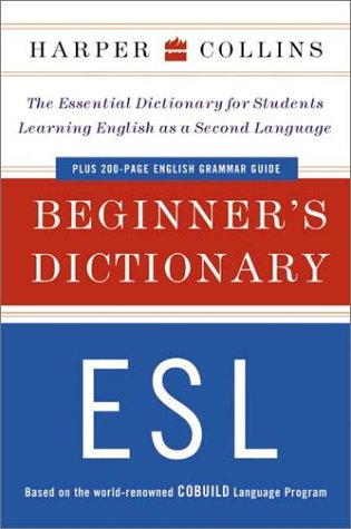 HarperCollins Beginner's ESL Dictionary
