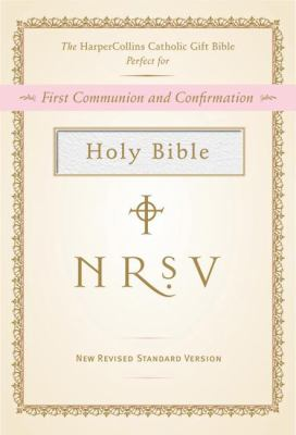 HarperCollins Catholic Gift Bible-NRSV