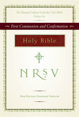 HarperCollins Catholic Gift Bible-NRSV