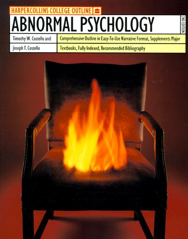 HarperCollins College Outline Abnormal Psychology