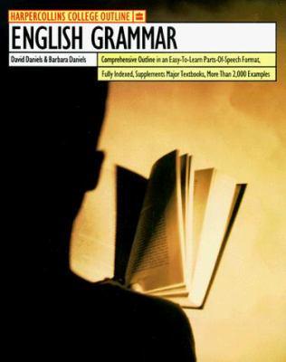 HarperCollins College Outline English Grammar