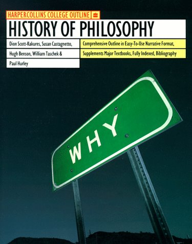 HarperCollins College Outline History of Philosophy