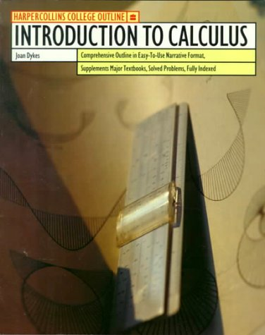 HarperCollins College Outline Introduction to Calculus