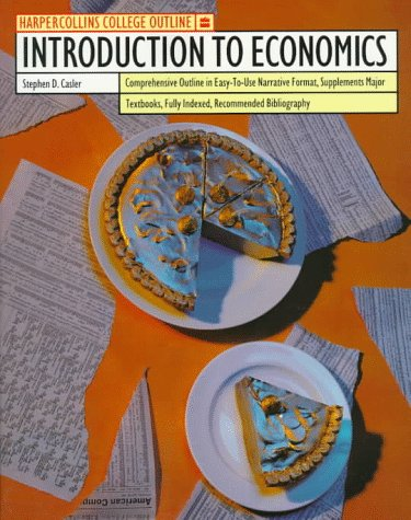 HarperCollins College Outline Introduction to Economics