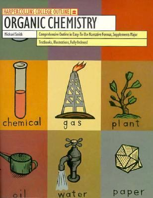 HarperCollins College Outline Organic Chemistry