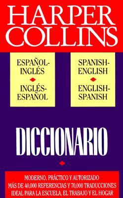 HarperCollins Espanol-Ingles, Ingles-Espanol, Spanish-English, English-Spanish Diccionario
