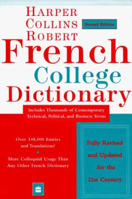 HarperCollins French College Dictionary