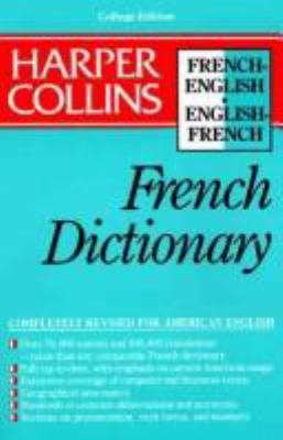 HarperCollins French Dictionary