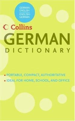 HarperCollins German Dictionary: German-English/English-German