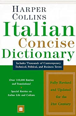 HarperCollins Italian Concise Dictionary