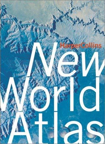 HarperCollins New World Atlas