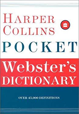 HarperCollins Pocket Webster's Dictionary