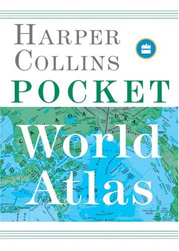 HarperCollins Pocket World Atlas 9780060595319