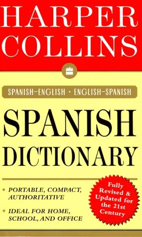 HarperCollins Spanish Dictionary