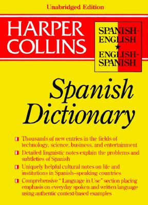 HarperCollins Spanish Unabridged Dictionary