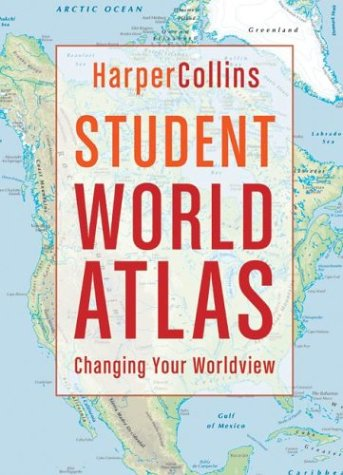 HarperCollins Student World Atlas